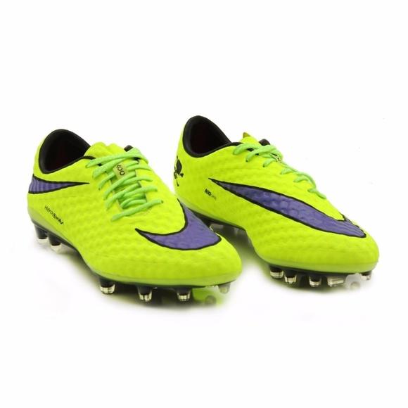 meilleur site web e166a c5951 Nike Hypervenom Phantom FG Soccer Cleats Sz 6 New
